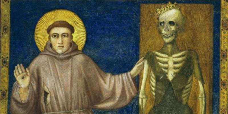 In pellegrinaggio ad Assisi
