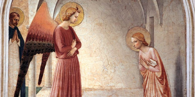 Paesaggi spirituali nella pittura di Beato Angelico